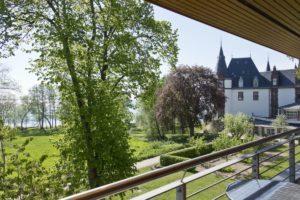 Ausblick - Balkon